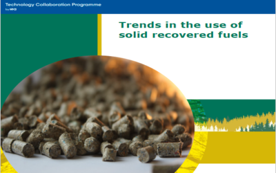 New Publication – Trends on use of solid recovered fuels