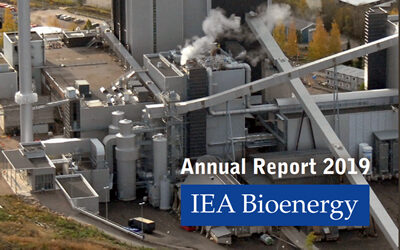 New Publication – IEA Bioenergy Annual Report 2019