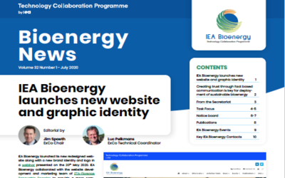 IEA Bioenergy News Volume 32(1) – July 2020