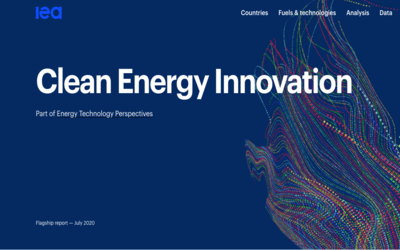 IEA report on Clean Energy Innovation