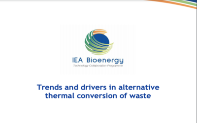 New Publication – Trends and drivers in alternative thermal conversion of waste