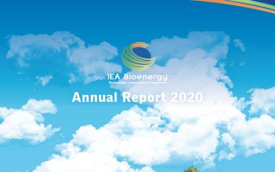 New Publication – IEA Bioenergy Annual Report 2020