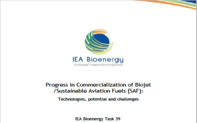 Progress in the Commercialization of Biojet / Sustainable Aviation Fuels: Technologies, potential and challenges