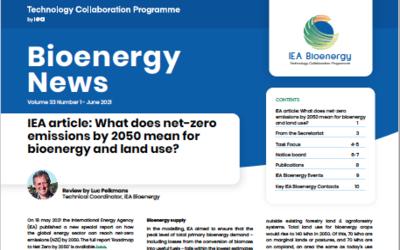 IEA Bioenergy News Volume 33(1) – June 2021