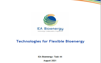 Technologies for Flexible Bioenergy